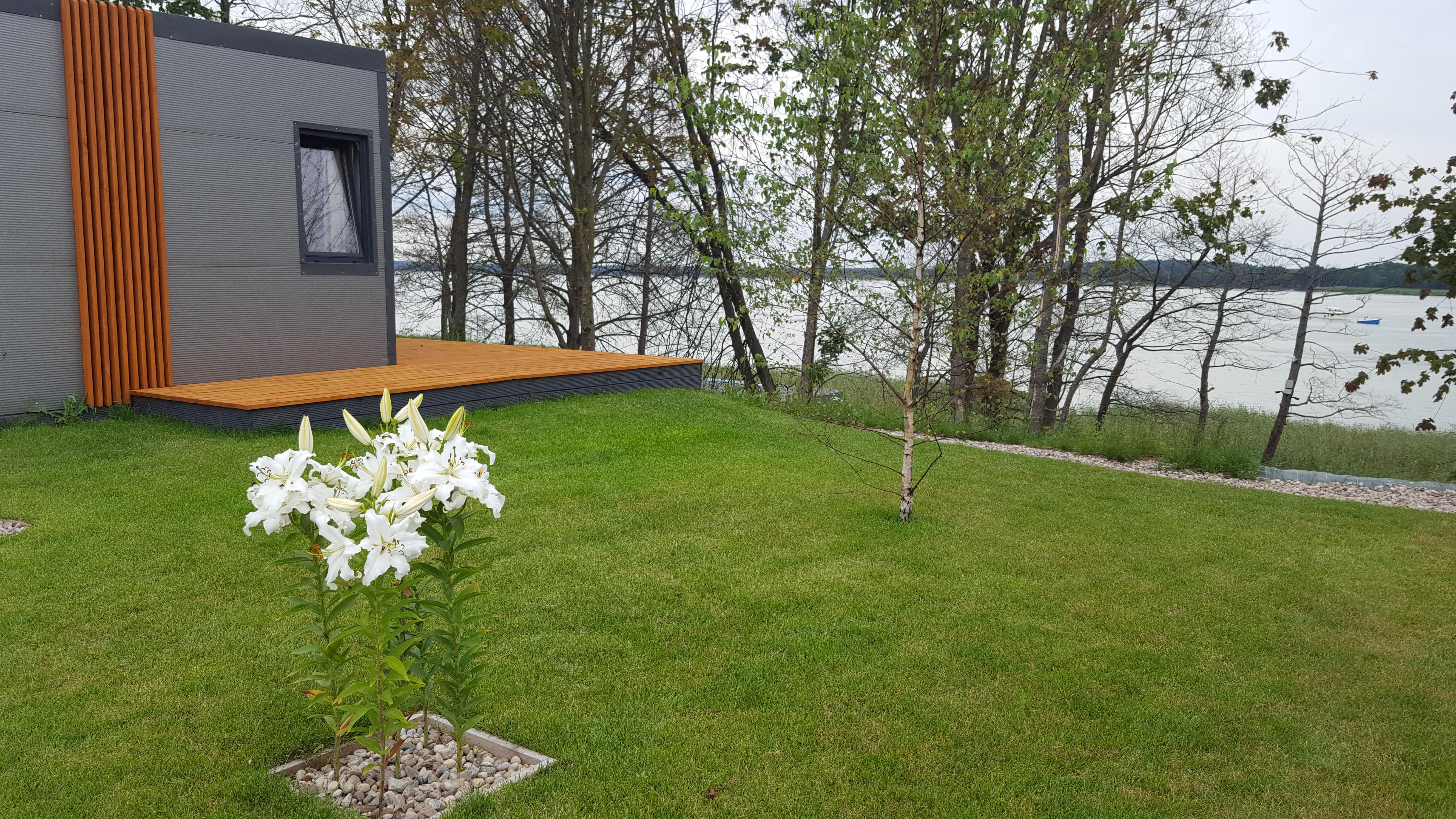 domki bungalowe mazury ekomarina mikołajki